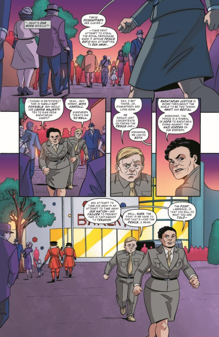 BTTF_TimeTrain_04-pr-5 ComicList Previews: BACK TO THE FUTURE TALES FROM THE TIME TRAIN #4