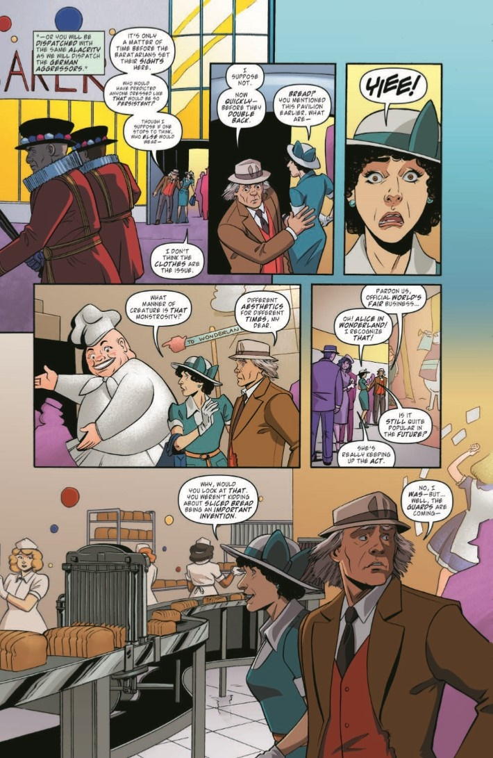 BTTF_TimeTrain_04-pr-6 ComicList Previews: BACK TO THE FUTURE TALES FROM THE TIME TRAIN #4