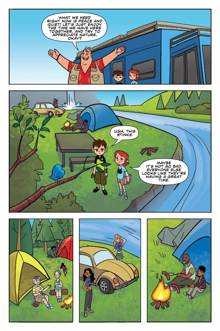 Ben10_TruthOutThere_v1_OGN_PRESS_15 ComicList Previews: BEN 10 THE TRUTH IS OUT THERE GN