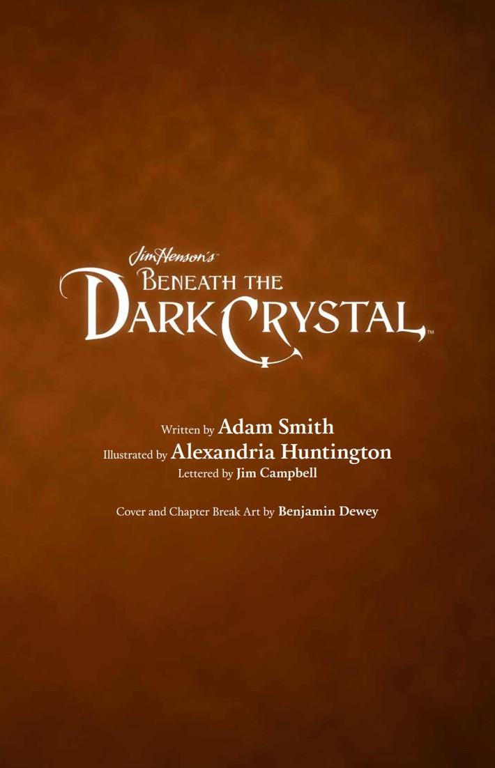 BeneathDarkCrystal_v1_HC_PRESS_5 ComicList Previews: JIM HENSON'S BENEATH THE DARK CRYSTAL VOLUME 1 HC