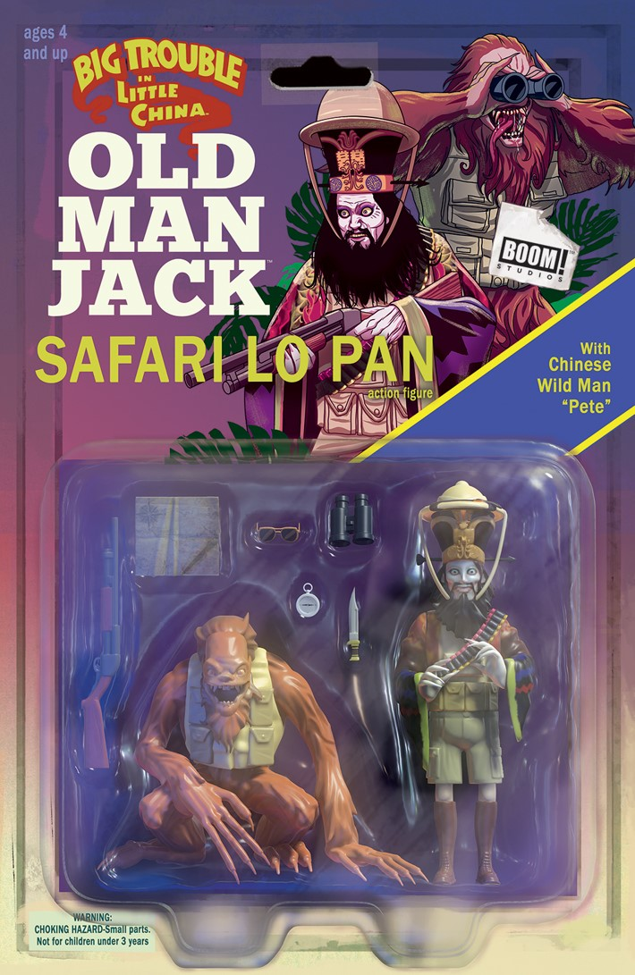 BigTrouble_007_B_ActionFigure ComicList Previews: BIG TROUBLE IN LITTLE CHINA OLD MAN JACK #7
