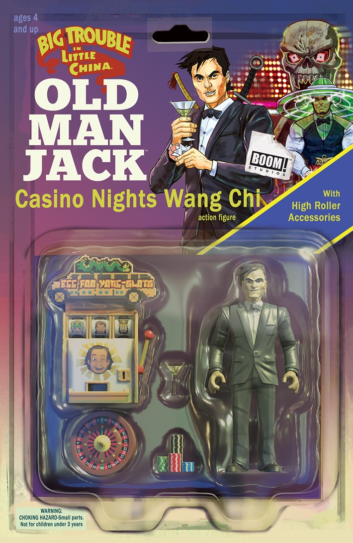 BigTrouble_010_B_ActionFigure ComicList Previews: BIG TROUBLE IN LITTLE CHINA OLD MAN JACK #10