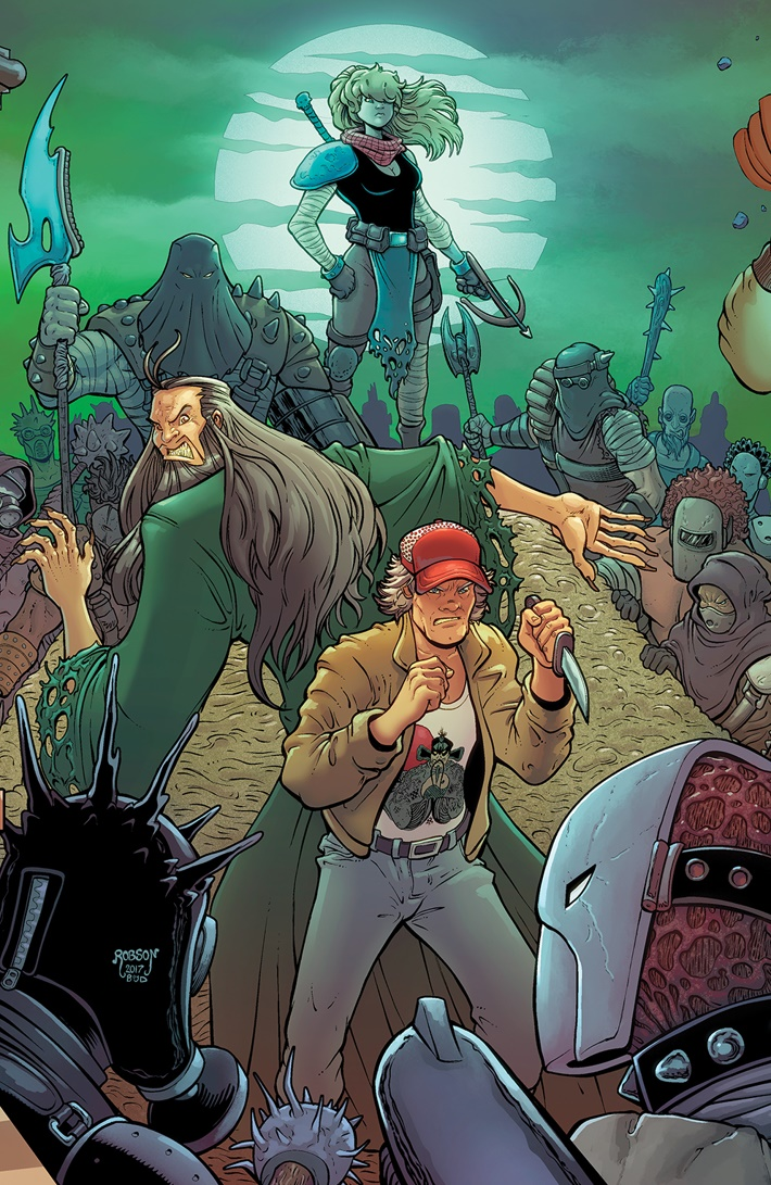 BigTrouble_010_C_Connecting ComicList Previews: BIG TROUBLE IN LITTLE CHINA OLD MAN JACK #10