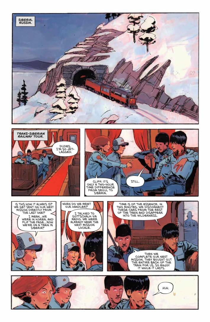 BlackBadge_002_PRESS_3 ComicList Previews: BLACK BADGE #2