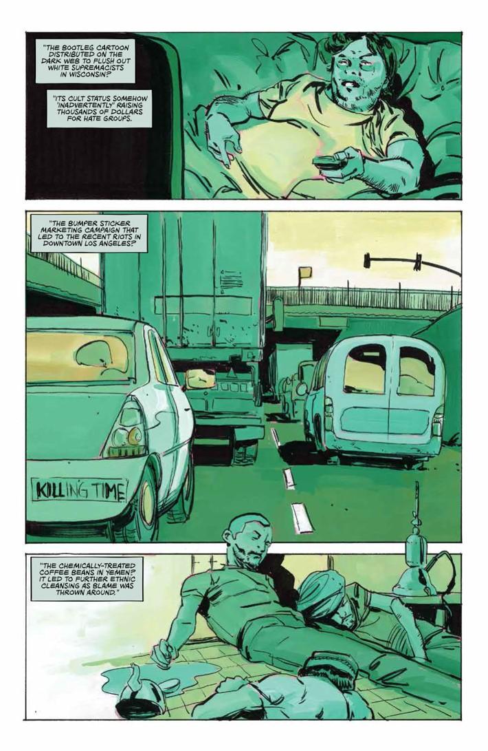 BlackBadge_007_PRESS_4 ComicList Previews: BLACK BADGE #7