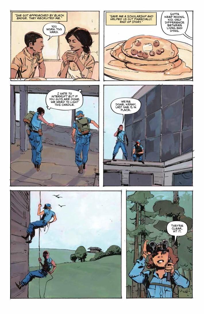 BlackBadge_008_PRESS_4 ComicList Previews: BLACK BADGE #8