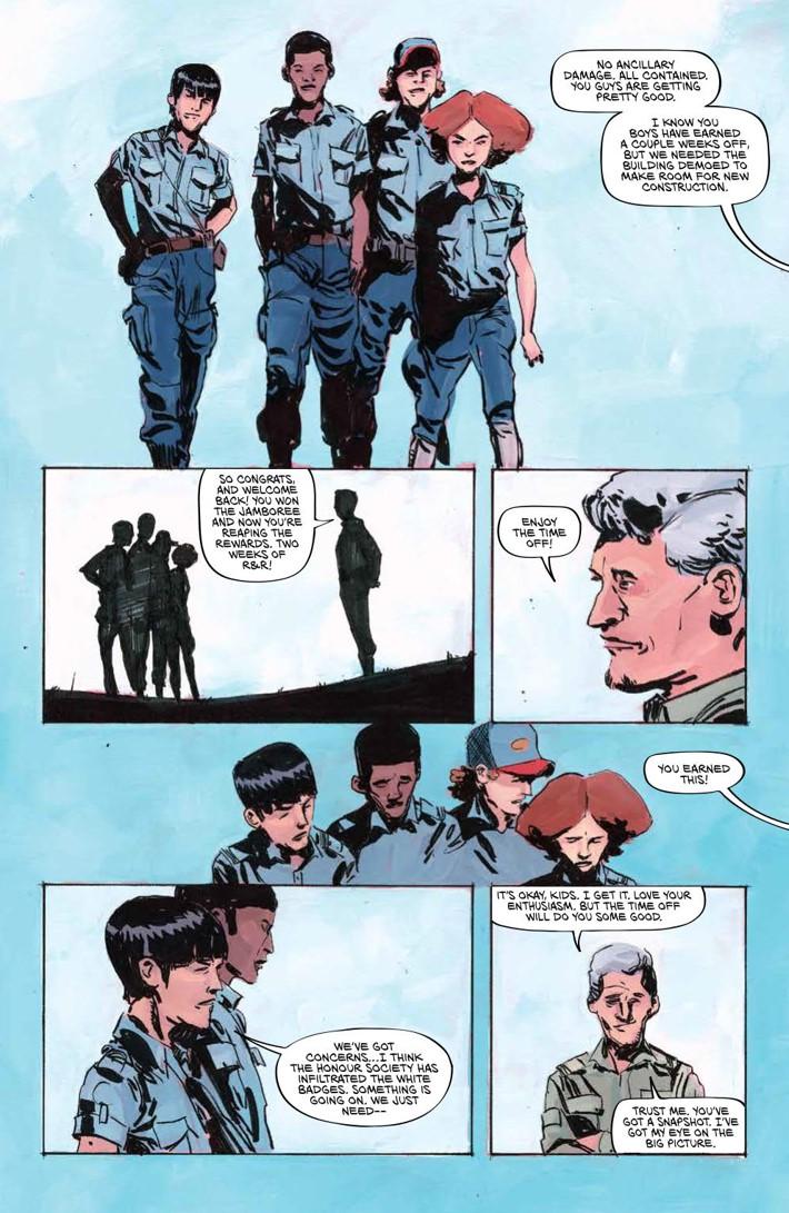 BlackBadge_008_PRESS_6 ComicList Previews: BLACK BADGE #8