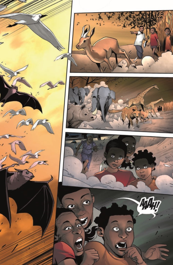 Black_Panther_01-pr-5 ComicList Previews: MARVEL ACTION BLACK PANTHER #1