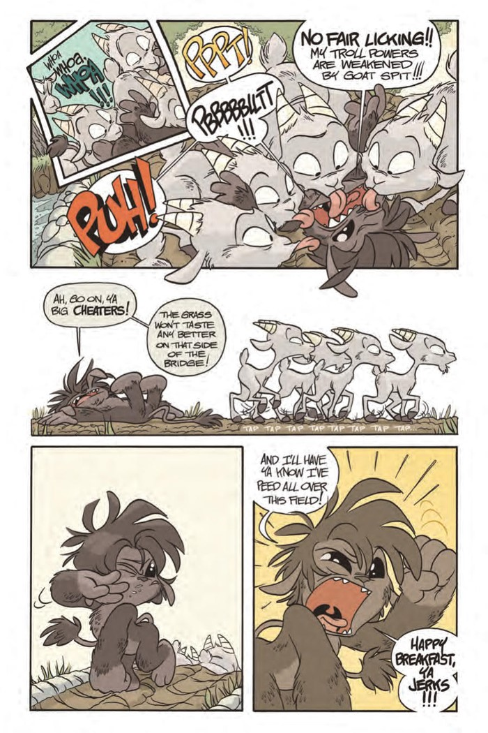 BodieTroll_OGN_PRESS_12 ComicList Previews: BODIE TROLL GN