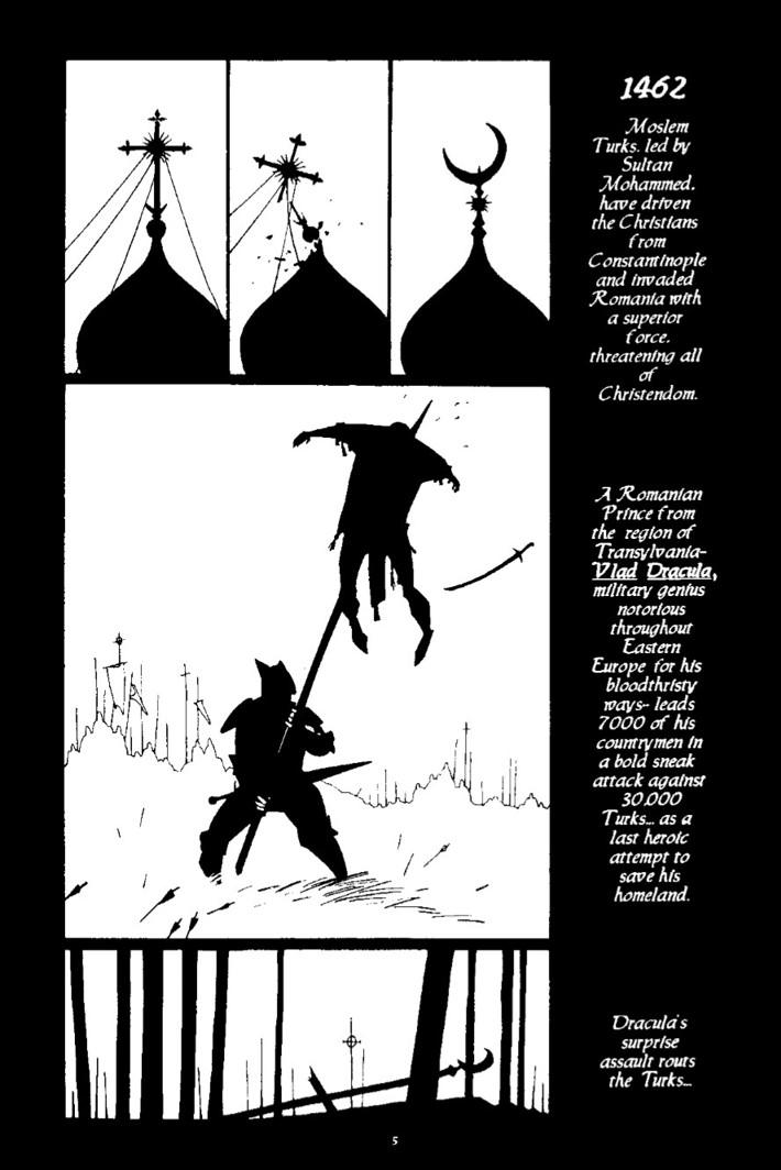 Bram_Stokers_Dracula-pr-5 ComicList Previews: BRAM STOKER'S DRACULA HC
