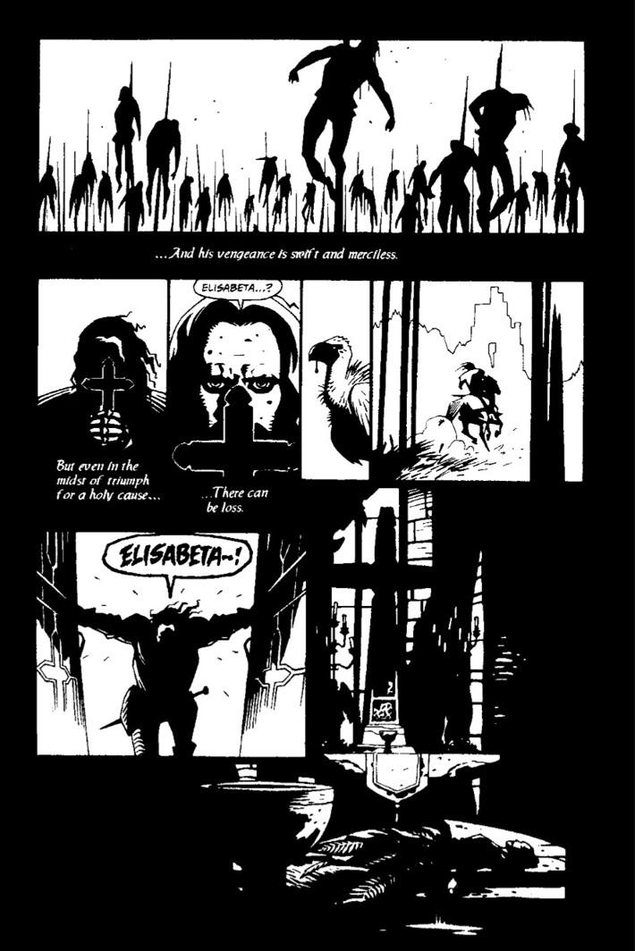 Bram_Stokers_Dracula-pr-6 ComicList Previews: BRAM STOKER'S DRACULA HC