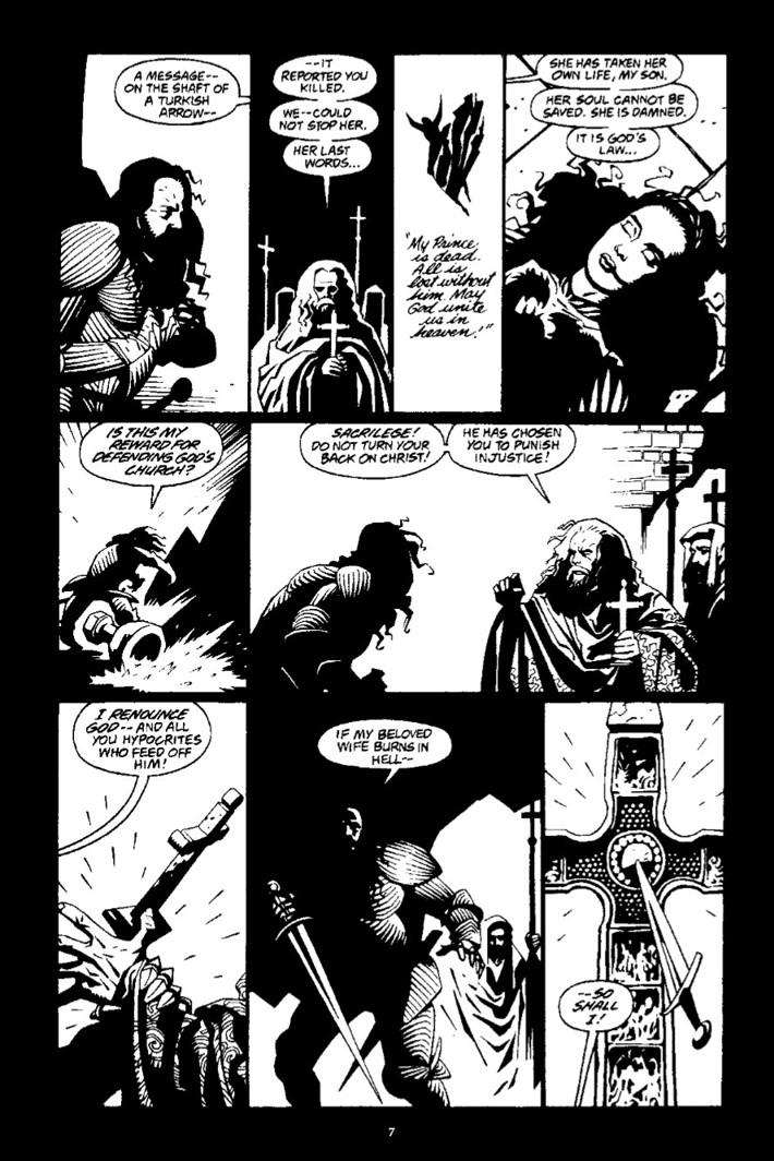 Bram_Stokers_Dracula-pr-7 ComicList Previews: BRAM STOKER'S DRACULA HC