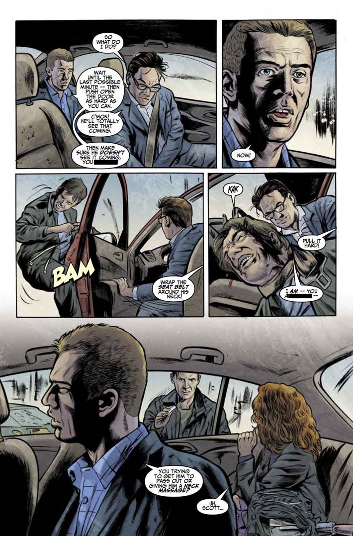 Breakneck_3_Page-2 ComicList Previews: BREAKNECK #3