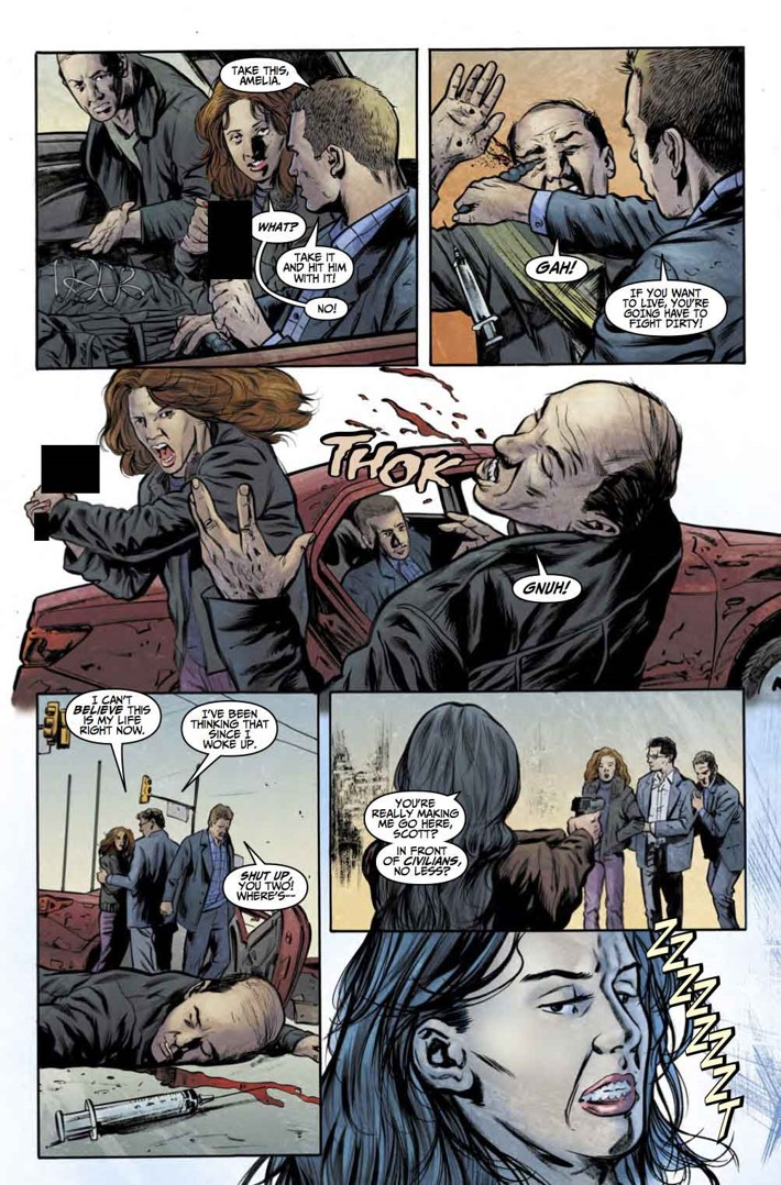 Breakneck_3_Page-3 ComicList Previews: BREAKNECK #3