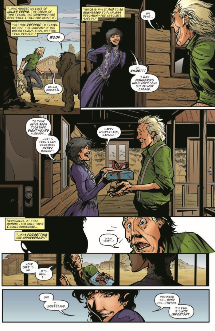 BttF_Timelines_18-pr-5 ComicList Preview: BACK TO THE FUTURE #18