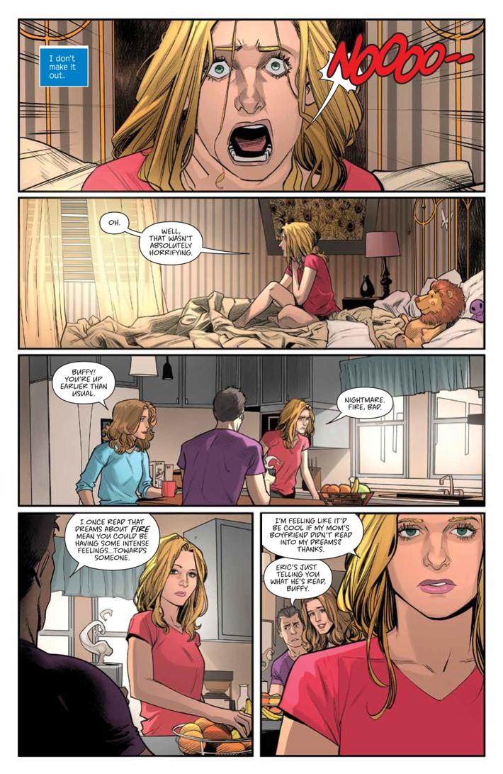 Buffy_002_PRESS_6 ComicList Previews: BUFFY THE VAMPIRE SLAYER #2
