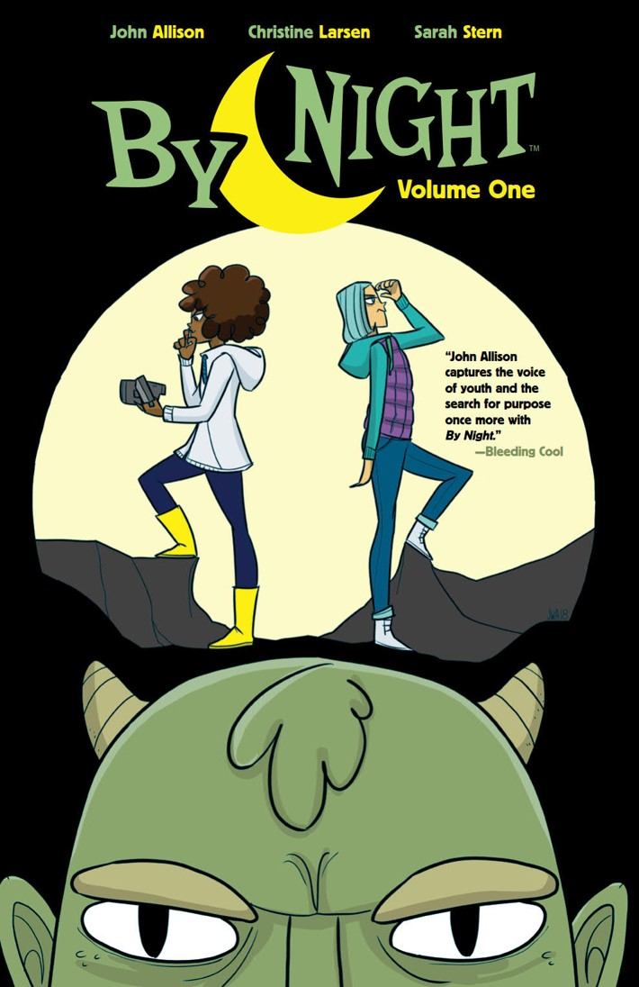 ByNight_v1_SC_PRESS_1 ComicList Previews: BY NIGHT VOLUME 1 TP
