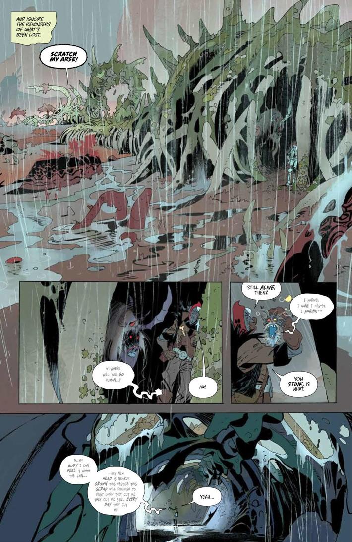 CODA_009_PRESS_6 ComicList Previews: CODA #9