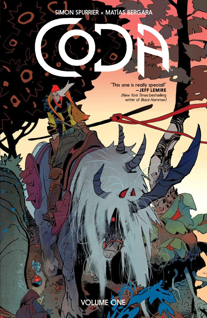 CODA_v1_DiscoverNow_SC_PRESS_1 ComicList Previews: CODA VOLUME 1 TP (DISCOVER NOW EDITION)