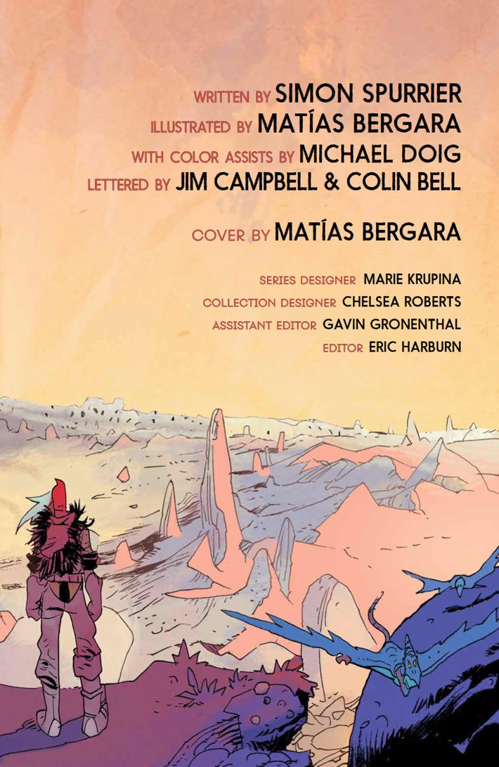 CODA_v1_DiscoverNow_SC_PRESS_6 ComicList Previews: CODA VOLUME 1 TP (DISCOVER NOW EDITION)