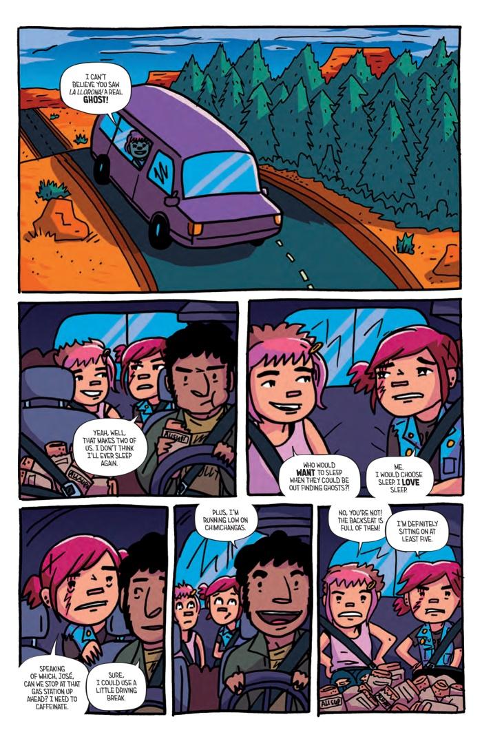 CoadyandtheCreepies_002_PRESS_3 ComicList Preview: COADY AND THE CREEPIES #2