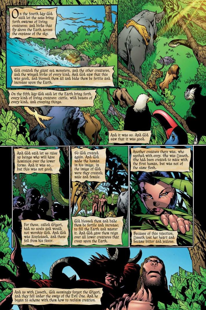 CompleteCrimson_HC_PRESS_11 ComicList Previews: COMPLETE CRIMSON OMNIBUS HC