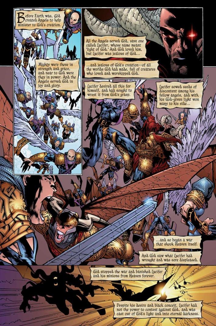 CompleteCrimson_HC_PRESS_12 ComicList Previews: COMPLETE CRIMSON OMNIBUS HC