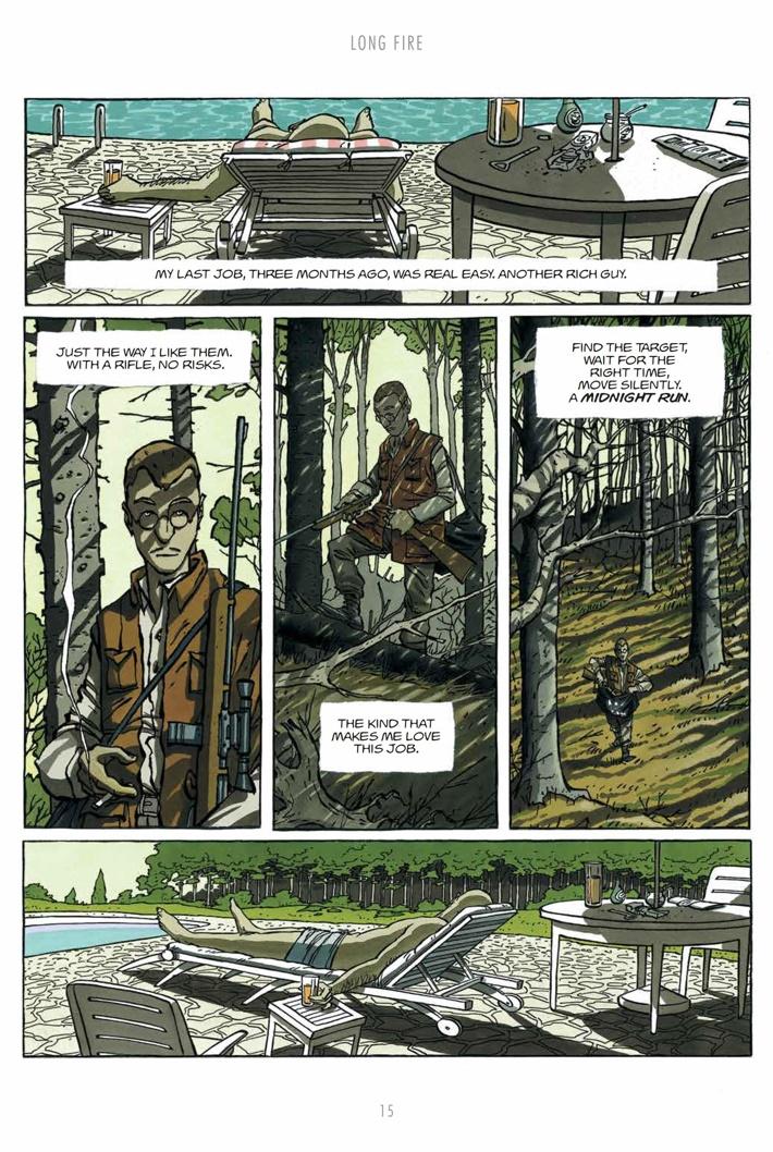 CompleteKiller_SC_PRESS_17 ComicList Previews: COMPLETE THE KILLER TP