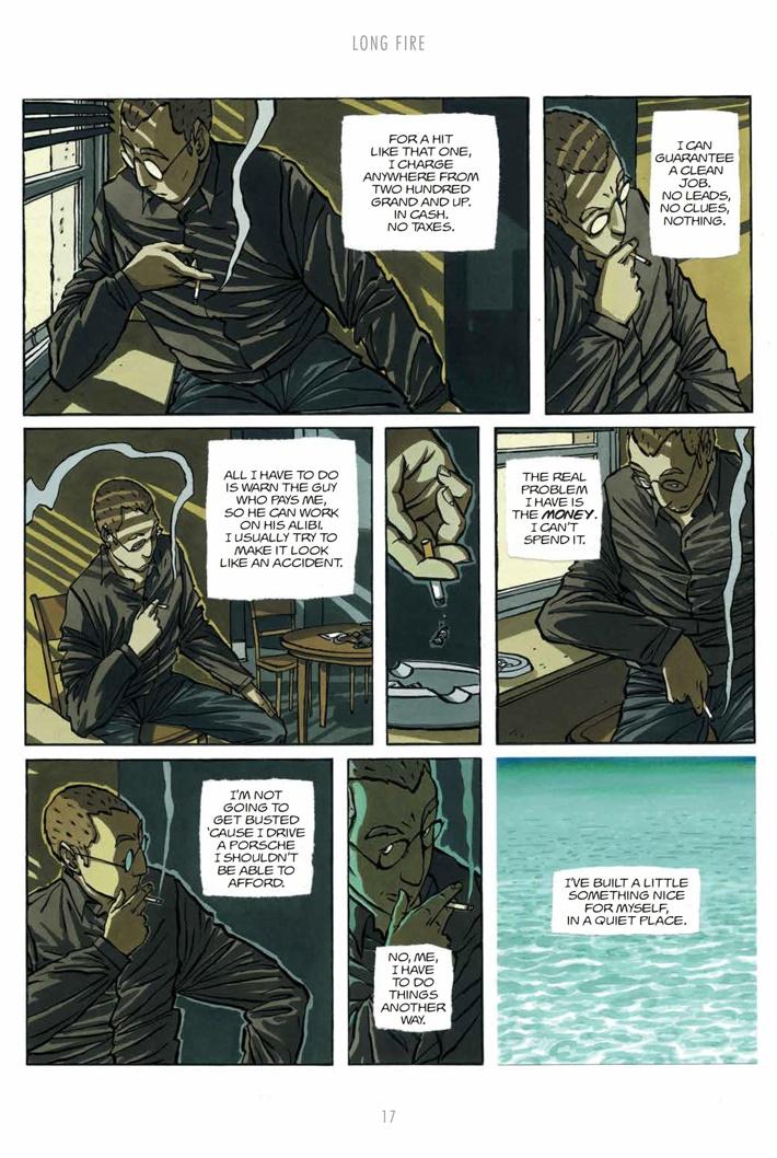 CompleteKiller_SC_PRESS_19 ComicList Previews: COMPLETE THE KILLER TP