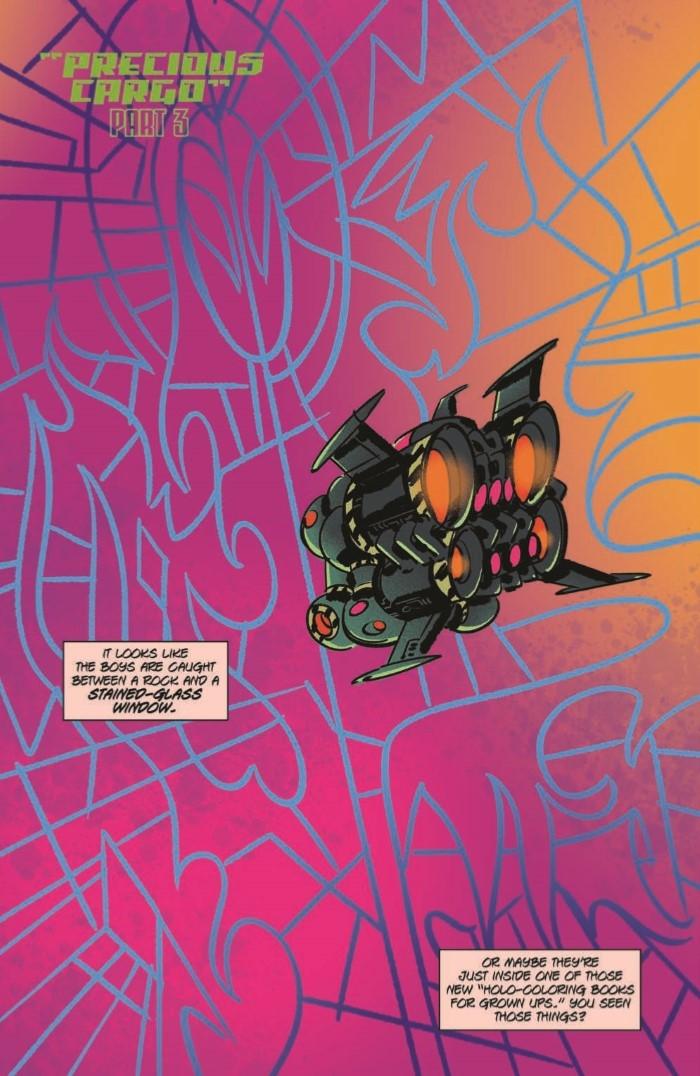 CosmicScoundrels_03-pr-4 ComicList Preview: COSMIC SCOUNDRELS #3