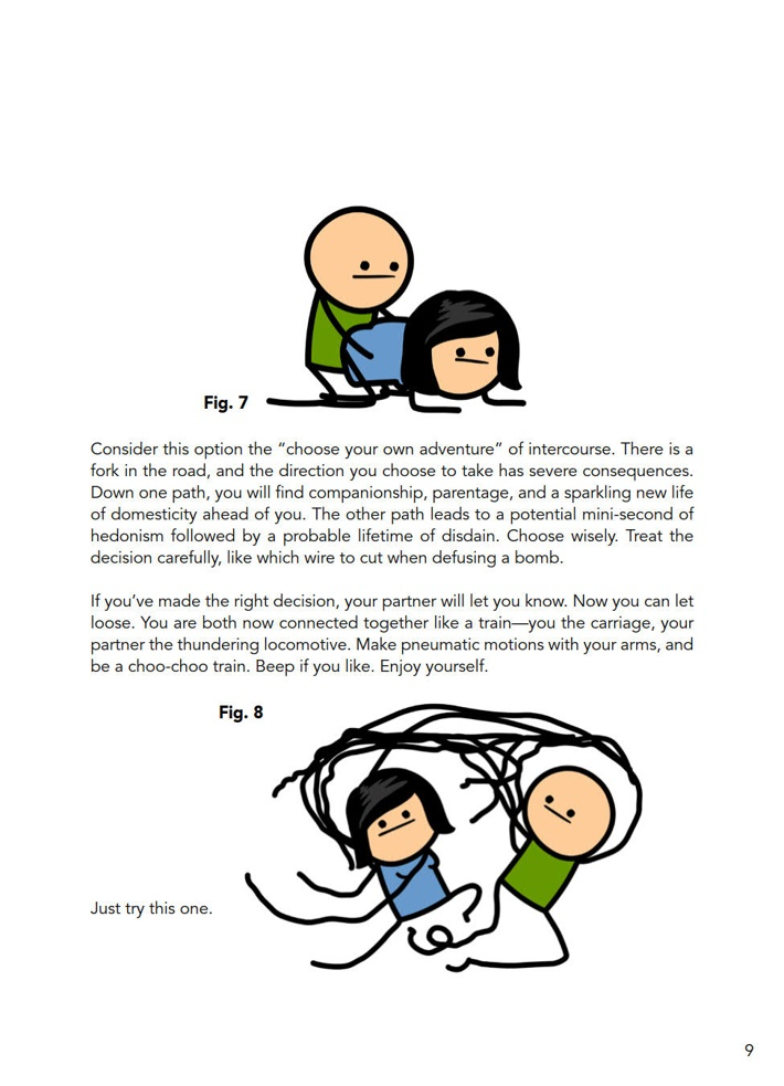 CyanideHappiness_Parenting_SC_PRESS_11 ComicList Previews: CYANIDE AND HAPPINESS A GUIDE TO PARENTING BY THREE GUYS WITH NO KIDS TP