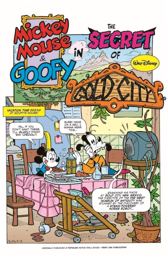 DisneyShowcase_02-pr-3 ComicList Previews: WALT DISNEY SHOWCASE #2 (MICKEY MOUSE)