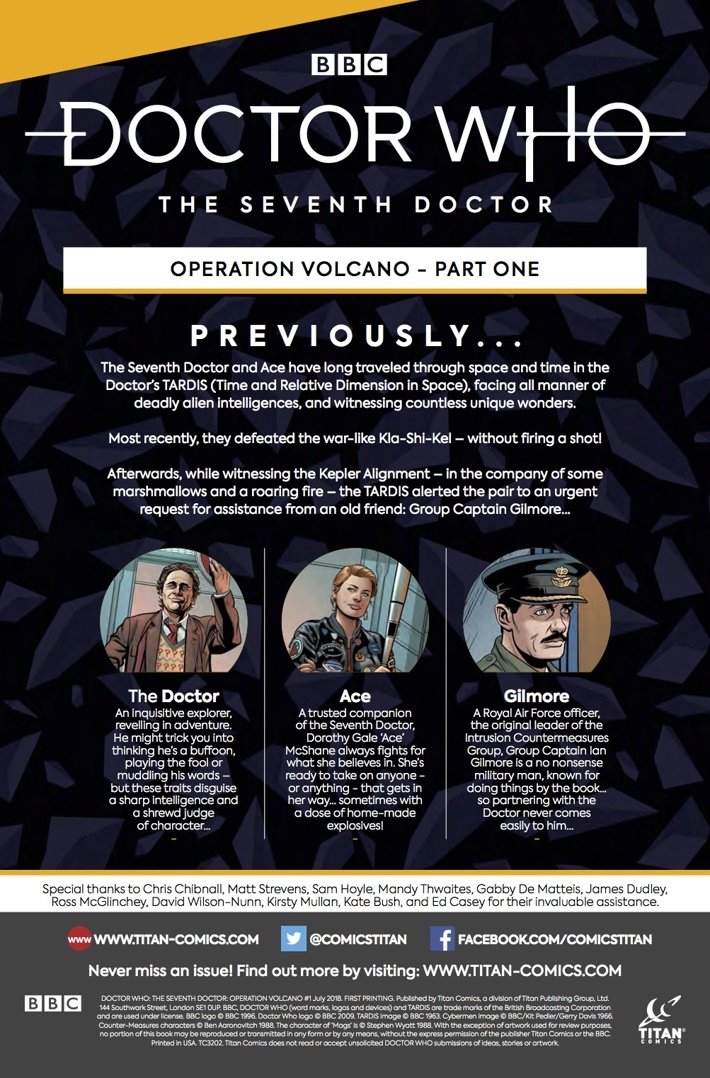 Doctor_Who_The_Seventh_Doctor_1_Previously ComicList Previews: DOCTOR WHO THE SEVENTH DOCTOR #1