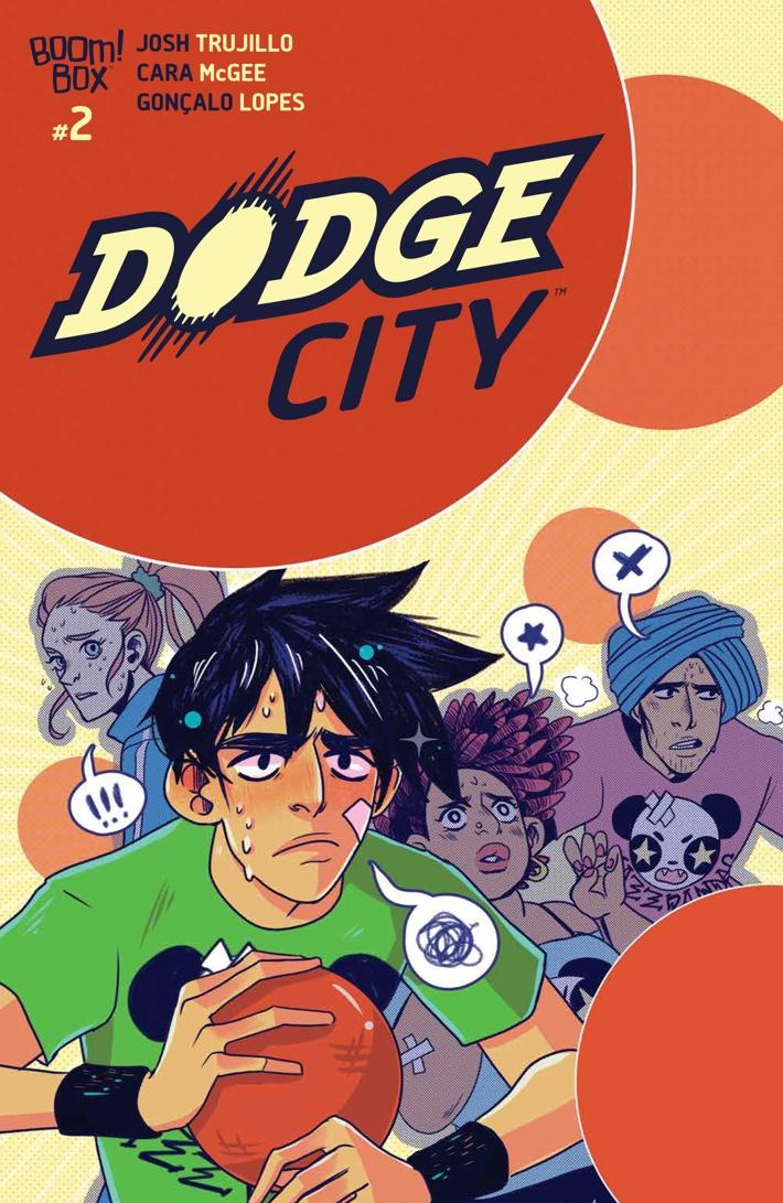 DodgeCity_002_PRESS_1 ComicList Previews: DODGE CITY #2