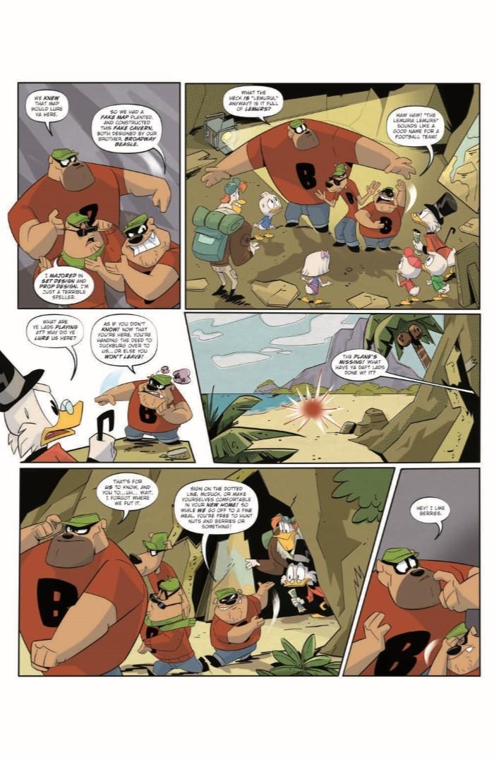 DuckTales_06-pr-5 ComicList Previews: DUCKTALES #6