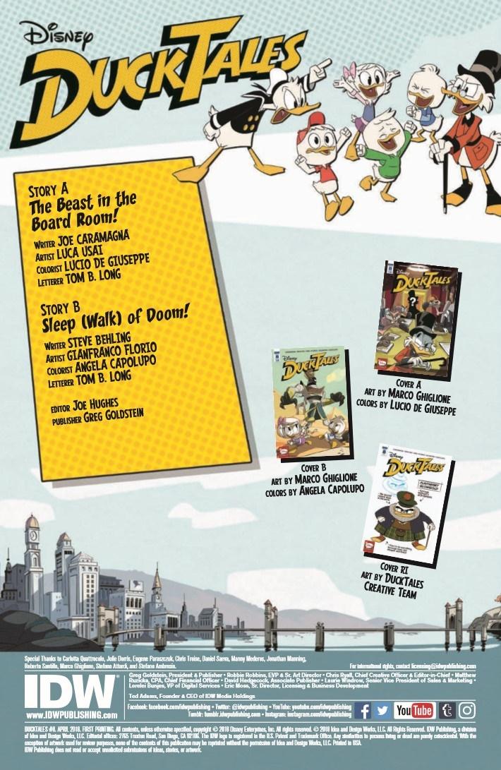 DuckTales_08-pr-2 ComicList Previews: DUCKTALES #8