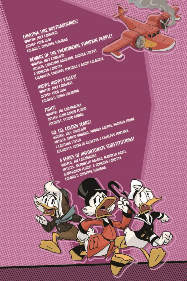 DuckTales_Vol2_MystersiesMallards-pr-3 ComicList Previews: DUCKTALES MYSTERIES AND MALLARDS TP