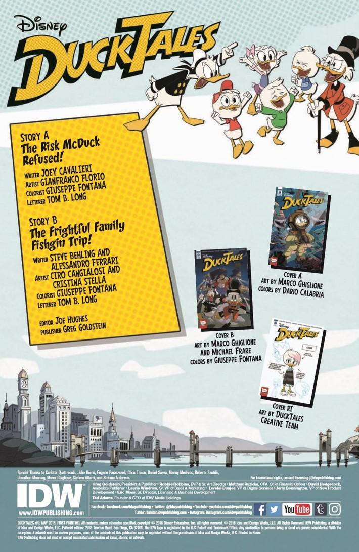 Ducktales_09-pr-2 ComicList Previews: DUCKTALES #9