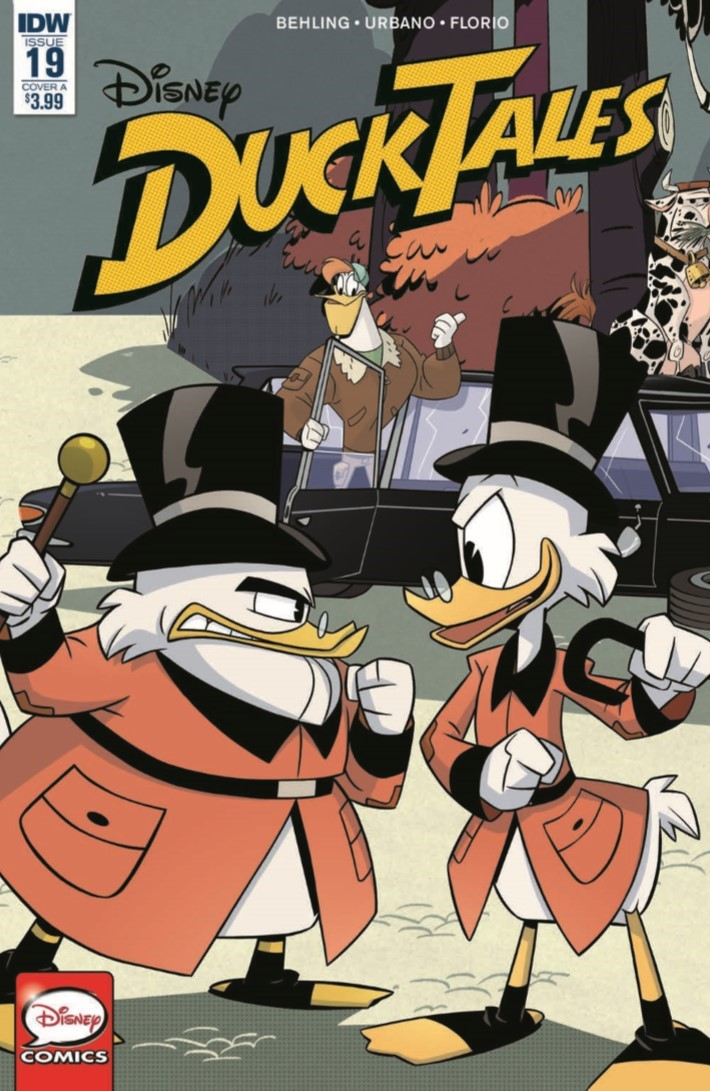 Ducktales_19-pr-1 ComicList Previews: DUCKTALES #19