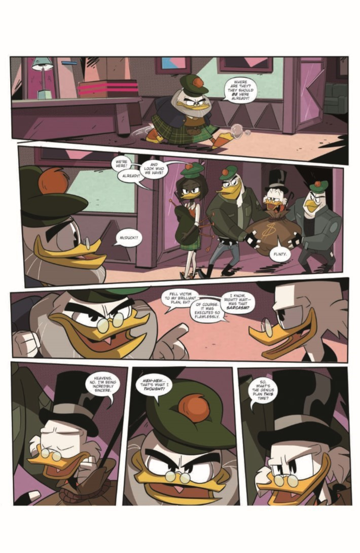 Ducktales_19-pr-5 ComicList Previews: DUCKTALES #19