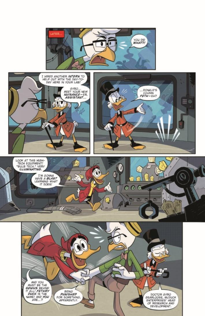 Ducktales_20-pr-4 ComicList Previews: DUCKTALES #20