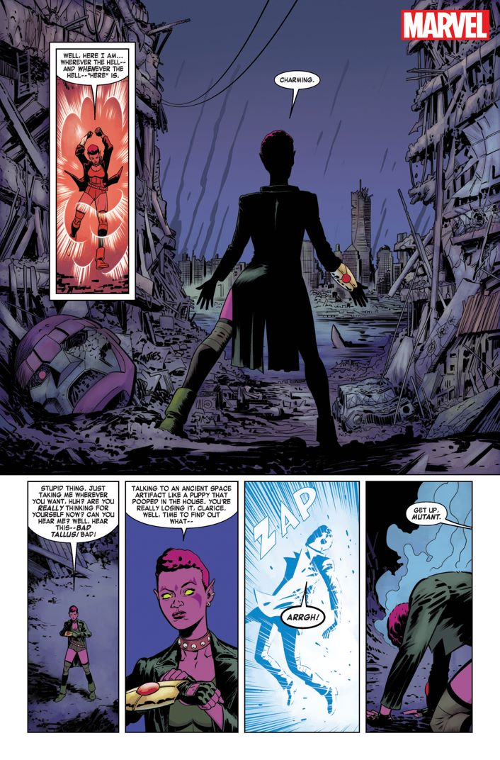 EXILES_PREVIEW_1 ComicList Previews: EXILES #1