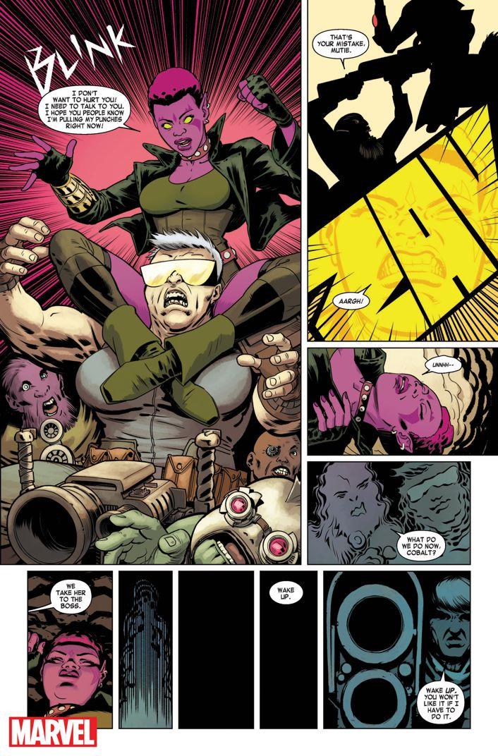 EXILES_PREVIEW_3 ComicList Previews: EXILES #1