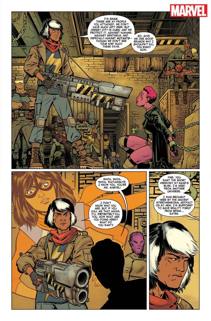 EXILES_PREVIEW_4 ComicList Previews: EXILES #1