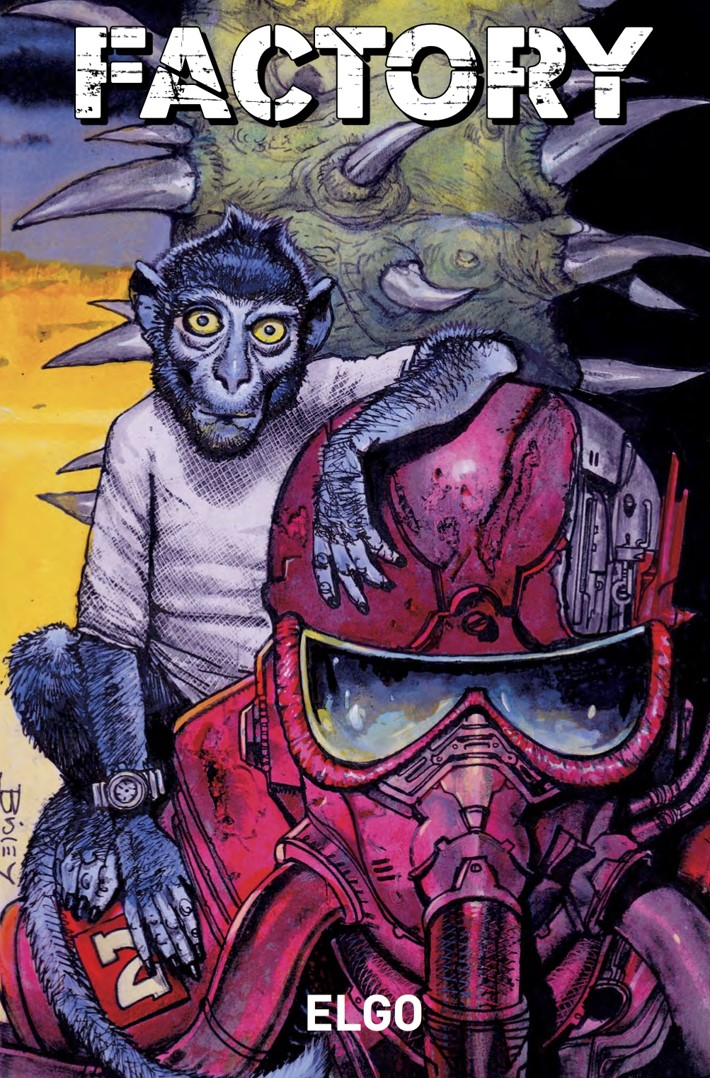 Factory_collection_cover ComicList Previews: FACTORY TP