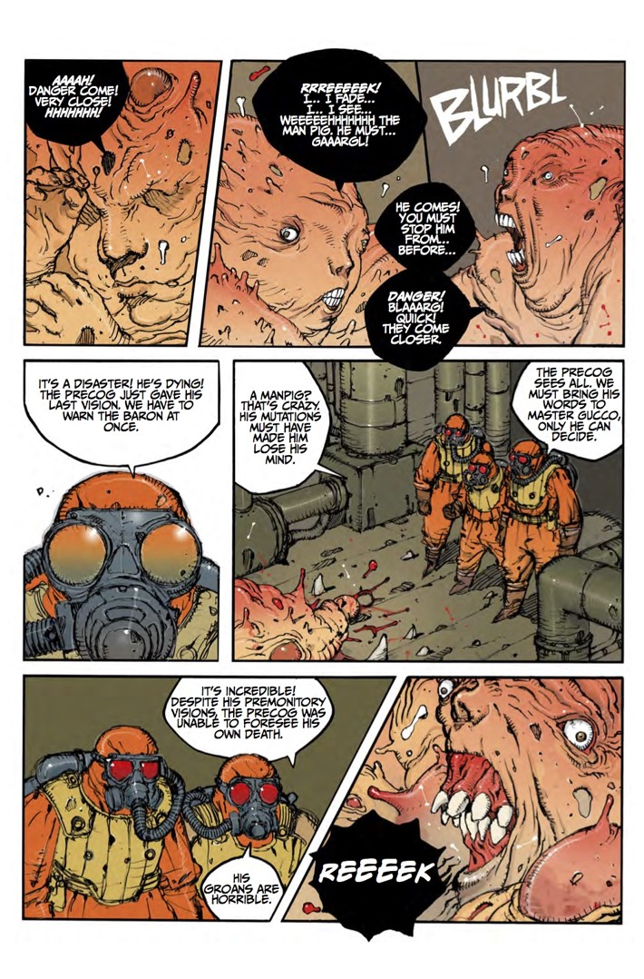 Factory_collection_preview3 ComicList Previews: FACTORY TP