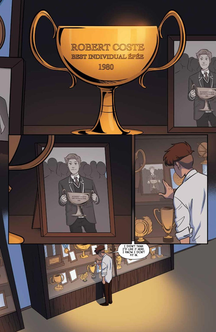 Fence_005_PRESS_3 ComicList Previews: FENCE #5