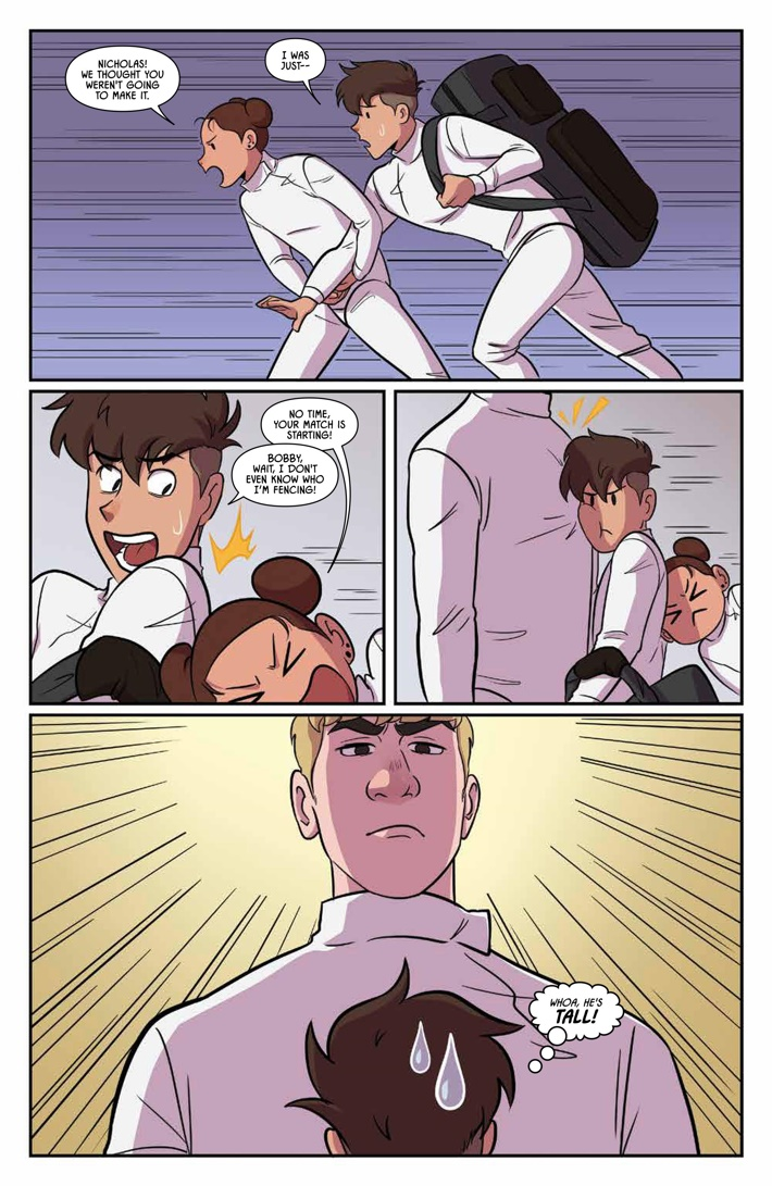 Fence_006_PRESS_6 ComicList Previews: FENCE #6