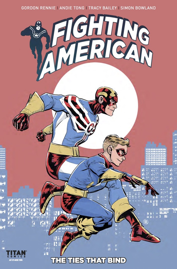 Fighting_American_2.3_CoverA ComicList Previews: FIGHTING AMERICAN THE TIES THAT BIND #3