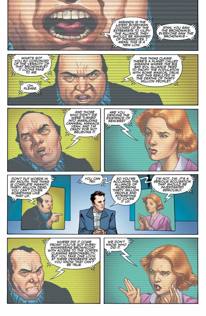 Firefly_Legacy_v2_SC_PRESS_04 ComicList Previews: FIREFLY LEGACY EDITION VOLUME 2 TP